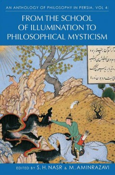 An Anthology of Philosophy in Persia